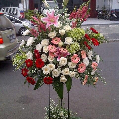 Standing Flower Sukabumi